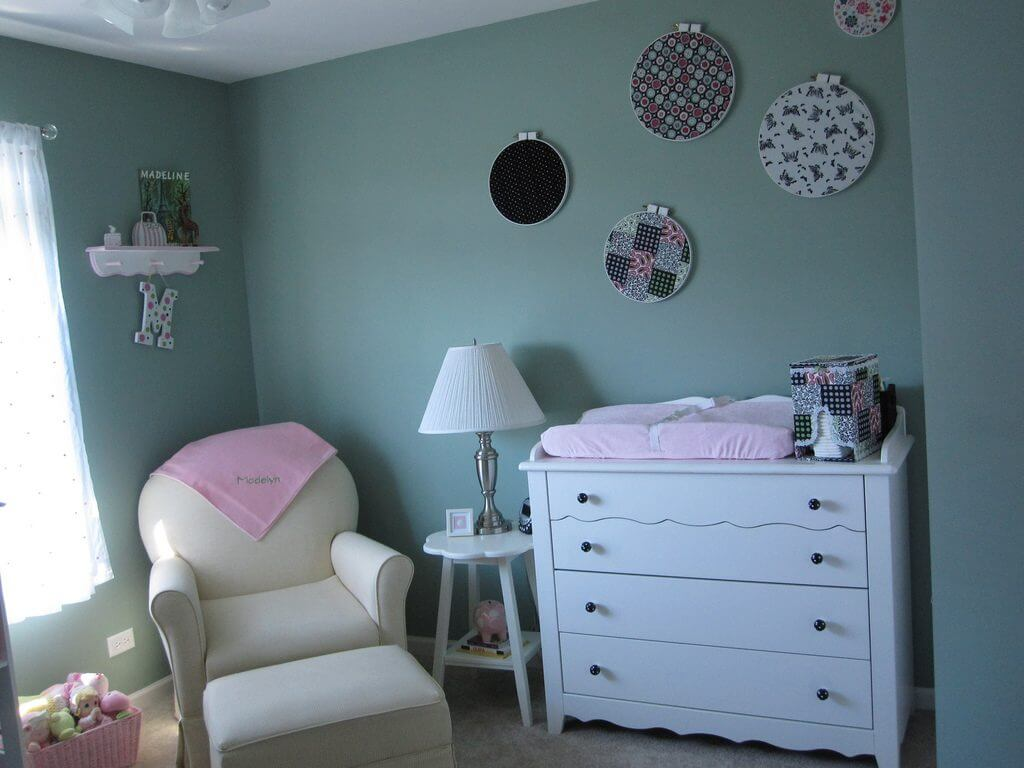 Get Ready for Breastfeeding with a Nursing Station