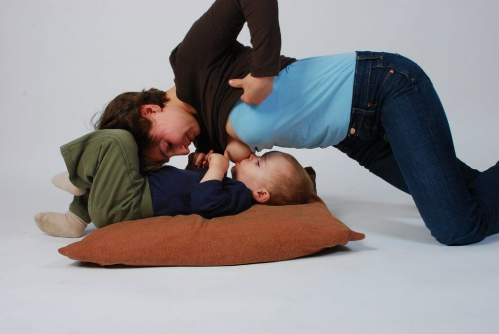 Creative Positioning At Its Finest! Photo Source: Mothering Touch via Flickr Creative Commons