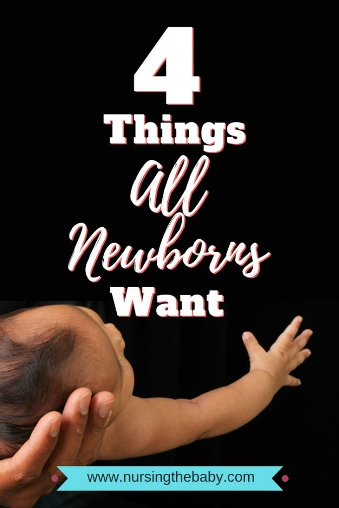 what newborns want decoded