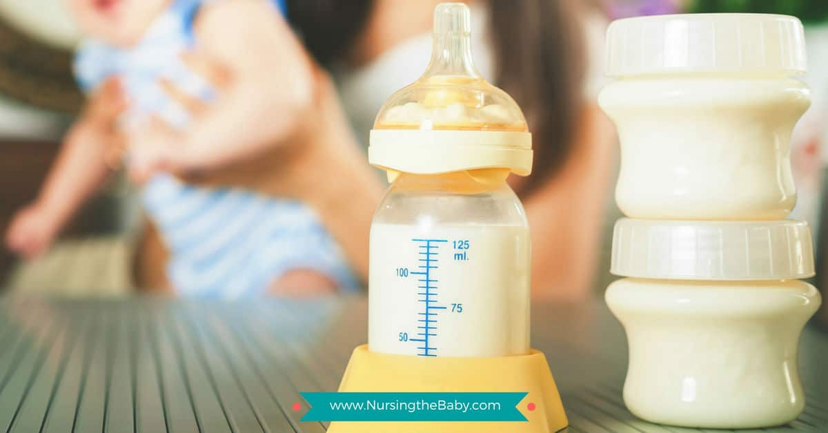 how to store breastmilk at room temperature