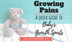 Growing Pains: A Quick Guide to Baby's Growth Spurts