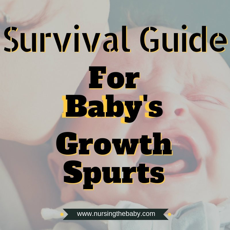 survival guide growth spurts in babies
