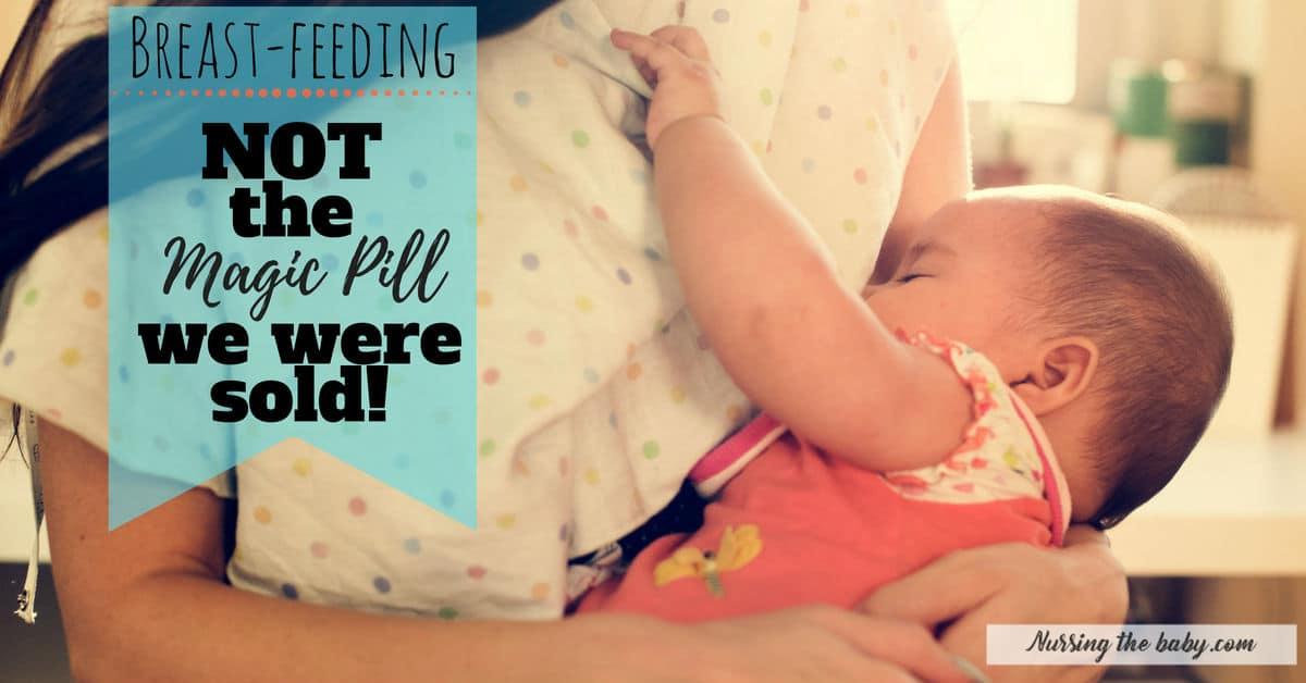 breastfeeding as birth control: to reasons you might want to reconsider
