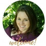 blogger Nicole McKinney welcome